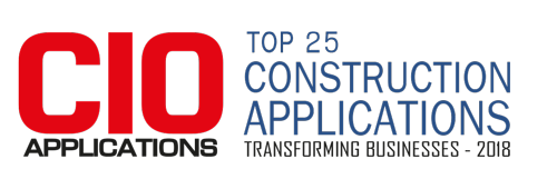 CIO Applicactions - Top 25 Construction Applications Transforming Businesses 2018
